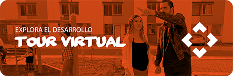 Tour virtual - Residencial Arboledas