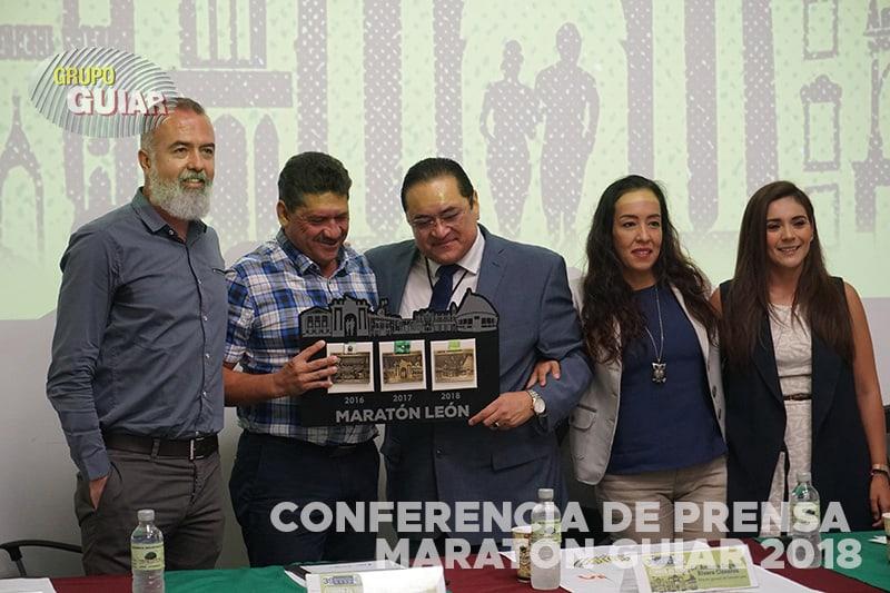 Casas Guiar - Se ultiman detalles del Maratón León Guiar 2018 5096f342c68d2